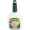 Crayola No Run Glue - 4 oz - 1 Each - White