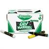 Crayola Classpack GelFX Washable Marker - Assorted - 80 / Box