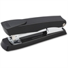 "Bostitch B8 PowerCrown Compact Premium Stapler - 30 Sheets Capacity - 105 Staple Capacity - Half Strip - 1/4"" Staple Size - Black"