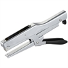 "Bostitch Plier Stapler - 20 Sheets Capacity - 210 Staple Capacity - Full Strip - 1/4"" Staple Size - Chrome"