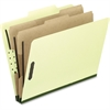 "Pendaflex Color Classification Folder - Legal - 8 1/2"" x 14"" Sheet Size - 2"" Expansion - 4 Fastener(s) - 2"" Fastener Capacity for Folder, 1"" Fastener Capacity for Divider - 2/5 Tab Cut - 2 Divider(s)"