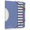 "Pendaflex PileSmart Project Sorter - 10 x Divider(s) - 10 Tab(s) - 8.50"" Divider Width x 11"" Divider Length - Letter - Multicolor Divider - 1 Each"