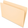 "Pendaflex Essentials File Folder - Legal - 8 1/2"" x 14"" Sheet Size - 3/4"" Expansion - 11 pt. Folder Thickness - Manila - Manila - 100 / Box"