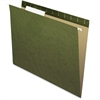 "Pendaflex Essentials Standard Green Hanging Folders - Letter - 8 1/2"" x 11"" Sheet Size - 1/3 Tab Cut - Standard Green - 25 / Box"