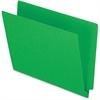"Pendaflex End Tab File Folder - Letter - 8 1/2"" x 11"" Sheet Size - 3/4"" Expansion - 11 pt. Folder Thickness - Green - 100 / Box"