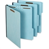"Pendaflex Pressboard Expanding File Folder With Fasteners - Letter - 8 1/2"" x 11"" Sheet Size - 1"" Expansion - 2 Fastener(s) - 2"" Fastener Capacity for Folder - 1/3 Tab Cut - Top Tab Location - 25 pt."
