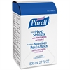 Gojo PURELL Instant Sanitizer Dispenser Refill - 27.1 fl oz (800 mL) - Hand - Clear - Moisturizing - 1 Each