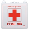 "Johnson&Johnson Industrial First Aid Kit - 227 x Piece(s) For 50 x Individual(s) - 2.4"" Height x 10.5"" Width x 10.5"" Depth - Metal Case - 1 Each"