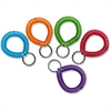 MMF Wrist Key Ring - Plastic - Assorted