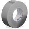 "3M General Purpose Vinyl Duct Tape - 1.88"" Width x 60 yd Length - 3"" Core - Rubber - 8.60 mil - Polyethylene Coated Cloth Backing - 1 / Pack - Silver"