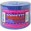 """Pacon Bordette Scalloped Decorative Border - Rectangle with Scalloped Trim - Pin-up - Fadeless - 2.25"""" Width x 600"""" Length - Royal Blue - Paper - 1 / Roll"""