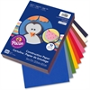 "Pacon Rainbow Super Value Construction Paper - 9"" x 12"" - 200 / Pack - Assorted"