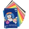 "Rainbow Super Value Construction Paper - 12"" x 18"" - 100 / Pack - Assorted"