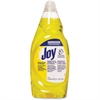 Joy Dish Washing Soap - Liquid Solution - 0.30 gal (38 fl oz) - Lemon Scent - 1 Each