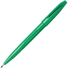 Pentel Sign Pen Porous Point Point - Bold Point Type - Point Point Style - Green Water Based Ink - 1 Dozen