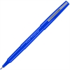 Pilot Fineliner Marker - Fine Point Type - 0.7 mm Point Size - Point Point Style - Blue - Blue Barrel - 1 Each