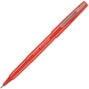 Pilot Fineliner Marker - 0.7 mm Point Size - Point Point Style - Red - Red Barrel - 1 Each