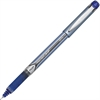 PRECISE Grip Extra-Fine Rollerball Pen - Fine Point Type - 0.5 mm Point Size - Blue - Blue Barrel - 1 Each