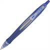 G6 Gel Pen - Fine Point Type - 0.7 mm Point Size - Refillable - Blue Gel-based Ink - Blue Rubber Barrel - 1 Each
