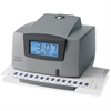Pyramid Time Systems M3500 Electronic Document Time Recorder - Card Punch/StampUnlimited Employees
