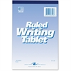 "Roaring Spring Ruled Writing Tablet - 100 Sheets - Printed - 6"" x 9"" - White Paper - 1Each"
