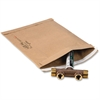 "Sealed Air Jiffy Padded Mailer - Padded - #4 - 9.50"" Width x 14.50"" Length - Self-sealing - Kraft - 25 / Carton - Kraft"