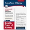 Adams Durable Power of Attorney Forms - Legal Reference - 1 - PC, Mac