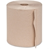 "Genuine Joe Hard Wound Roll Towel - 7.90"" x 800 ft - Natural - Absorbent, Chlorine-free - For Restroom - 6 / Carton"