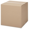 "Corrugated Shipping Carton - External Dimensions: 8"" Width x 8"" Depth x 8"" Height - Kraft - Recycled - 25 / Pack"
