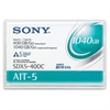 Sony AIT-5 Tape Cartridge - AIT-5 - 400 GB (Native) / 1.02 TB (Compressed) - 1 Pack