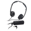 Compucessory Noise Canceling Headphone - Black - 20 Hz 20 kHz