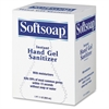 Softsoap Hand Gel Sanitizer - 27.1 fl oz (800 mL) - Kill Germs - Hand - Multicolor - Anti-bacterial, Fragrance-free, Moisturizing - 1 Each