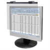 LCD Security Filter Black - For 20""