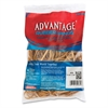 "Alliance Advantage Rubber Bands - Size: #33 - 3.50"" Length x 0.13"" Width - 150 / Pack - Crepe - Natural"