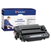Verbatim High Yield Remanufactured Laser Toner Cartridge alternative for HP Q7551X - Black - Laser - 13000 Page - 1 / Each