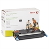 Xerox Remanufactured Toner Cartridge - Alternative for HP 501A (Q6470A) - Black - Laser - 6000 Pages - 1 Each