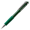 Pentel Twist-Erase III Mechanical Pencils - HB, #2 Lead Degree (Hardness) - 0.5 mm Lead Diameter - Refillable - Black Lead - Green Barrel - 1 Each