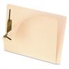 "Pendaflex Single Ply End Tab Fastener Folder - Letter - 8 1/2"" x 11"" Sheet Size - 2 Fastener(s) - 2"" Fastener Capacity for Folder - 14 pt. Folder Thickness - Manila - Manila - 50 / Box"