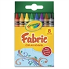 "Crayola Crayola Fabric Crayon - 3.6"" Length - 0.3"" Diameter - 1 / Pack"