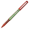 V5 Rollerball Pen - Extra Fine Point Type - 0.5 mm Point Size - Needle Point Style - Refillable - Red - 1 Each