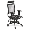 "SeatFlex Executive Chair with Head Rest - Steel Frame24.75"" x 20"" x 47"""