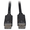 10ft DisplayPort Cable with Latches Video / Audio DP 4K x 2K M/M - (M/M) 10-ft.