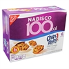 Chips Ahoy! Nabisco 100-Cal Thin Crisps Snacks - Fat-free, Low Calorie - Chocolate - 0.74 oz - 36 / Carton
