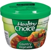 Healthy Choice On-the-go Soup Cups - Microwavable - Country Vegetable - 14 oz - 12 / Carton