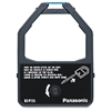Panasonic Ribbon Cartridge - Dot Matrix - Black - 1 Each