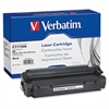 Verbatim Remanufactured Laser Toner Cartridge alternative for HP C7115A - Black - Laser - 2500 Page - 1 / Each