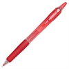 Rollerball Pen - Fine Point Type - 0.7 mm Point Size - Needle Point Style - Refillable - Red Gel-based Ink - 1 Each
