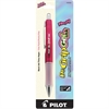 Dr. Grip Rollerball Pen - 0.7 mm Point Size - Refillable - Black Gel-based Ink - Ultraviolet Barrel - 1 Each