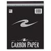 """Carbon Paper Tablet - 8.50"""" x 11"""" - 1 / Each - Black"""