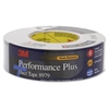 "8979SB60 Performance Plus Duct Tape - 2"" Width x 60 yd Length - 3"" Core - Rubber - 12.60 mil - Polyethylene Coated Cloth Backing - Removable, Abrasion Resistant, Water Resistant - 1 / Roll - Slate"